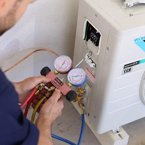 Обслуживание и ремонт кондиционера